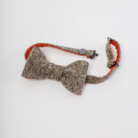 Tweed Bow Tie - Irish Design Shop