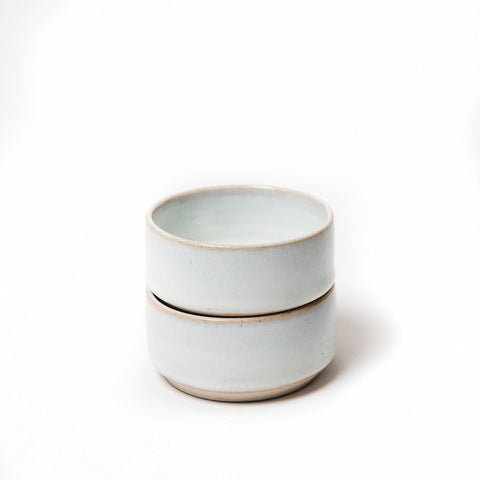 Rosemarie Durr ceramics stacking bowls, Ceramic cereal bowls, Stacking cereal bowls