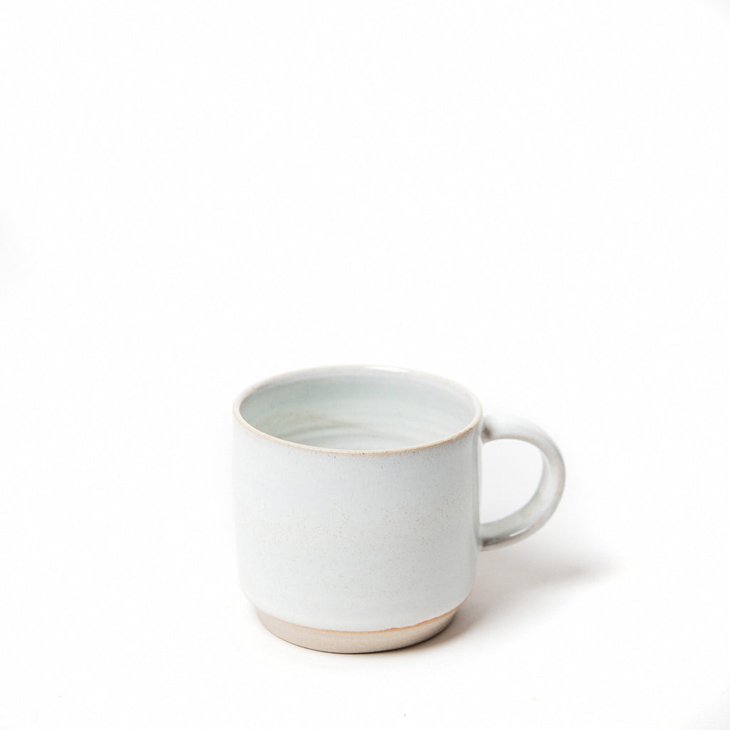 stacking coffee cup hand-thrown in stoneware data-zoom=