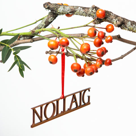 Nollaig Decoration - Irish Design Shop