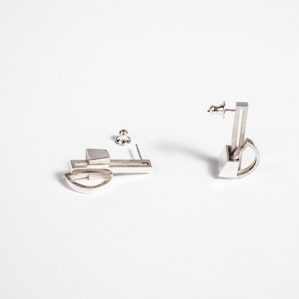 Niamh Earrings - Irish Design Shop data-zoom=