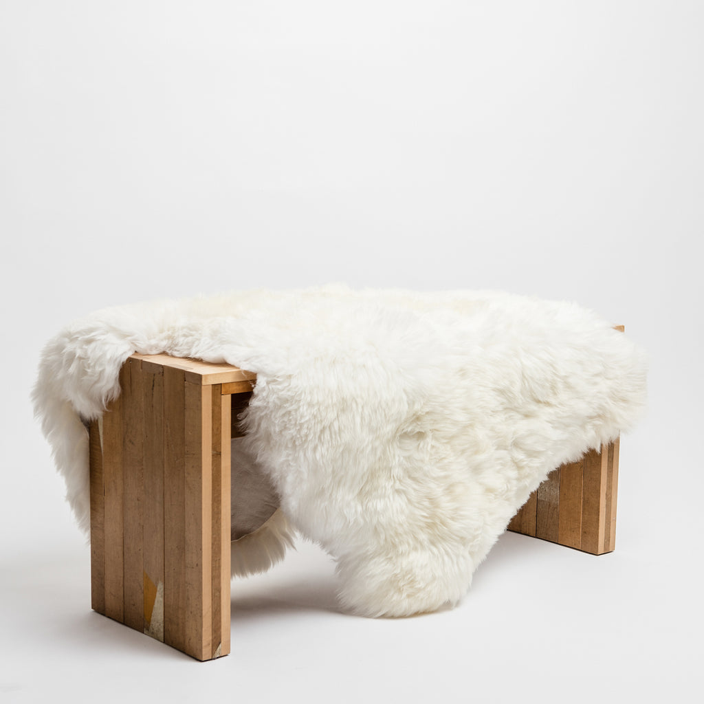 Sheepskin Rug - Irish Design Shop data-zoom=