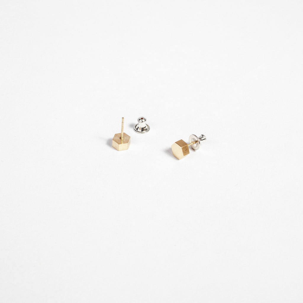 Mary K Stud Earrings - Irish Design Shop data-zoom=