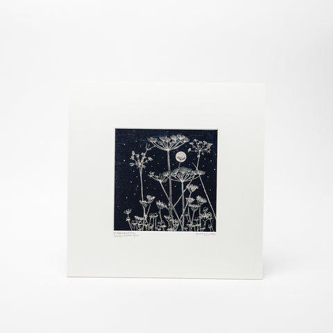 Wild Flowers & Moon - Irish Design Shop