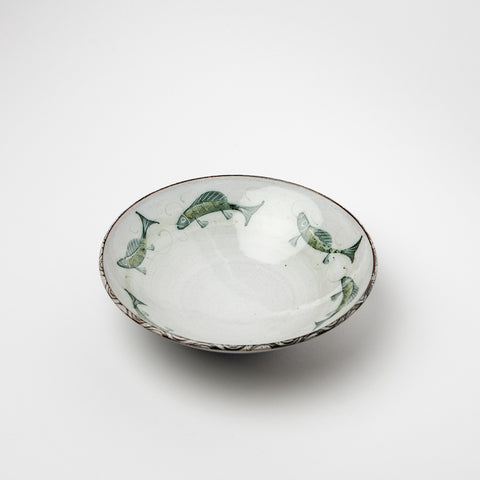 Serving dish - fish