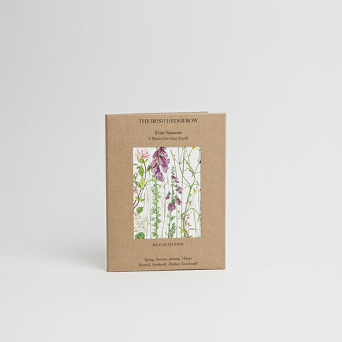 Irish Hedgerow Greeting Cards