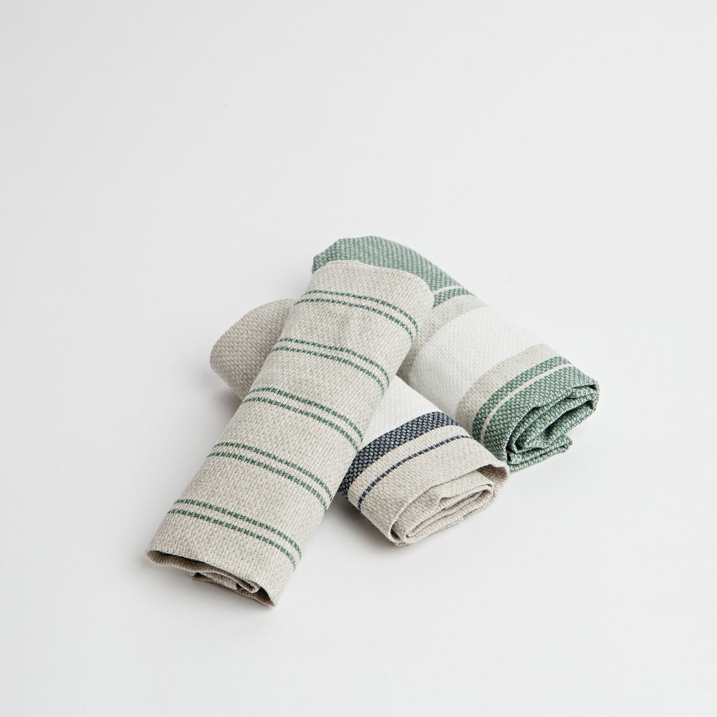 Linen Huckaback Tea Towel data-zoom=