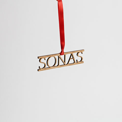 Sonas decoration