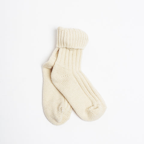 100% organic wool socks made by Kerry woollen mills super cosy breathable and warm