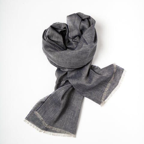 Irish Linen Scarf