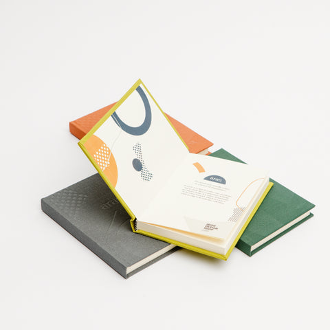 Hand Bound Notebook