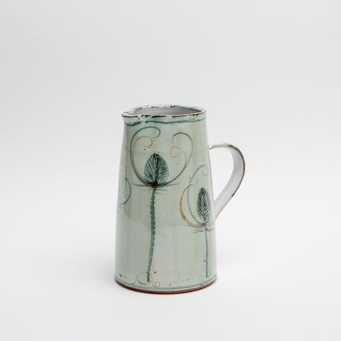 Mark Campden Ceramics teasel jug, Ceramic teasel jug, Kilkenny made ceramics