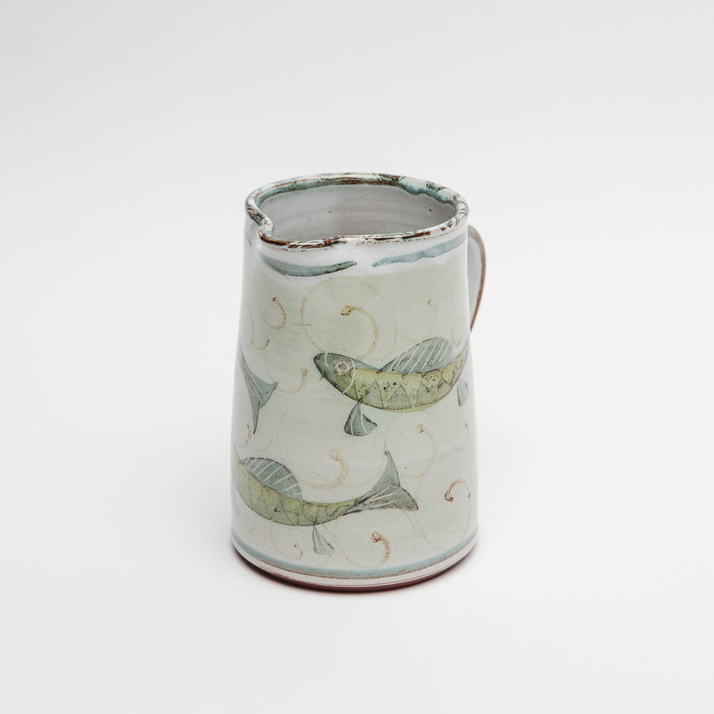 Medium Fish Jug - Irish Design Shop data-zoom=