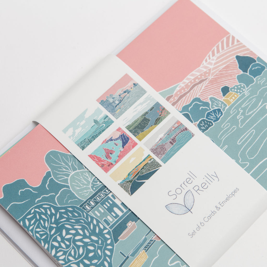 Landscape Card Pack - Irish Design Shop data-zoom=