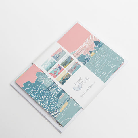 Landscape Card Pack - Irish Design Shop