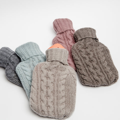Cashmere Hot Water Bottle - Irish Design Shop