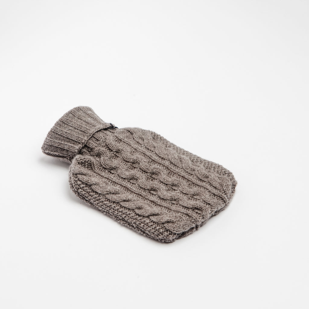 Cashmere Hot Water Bottle - Irish Design Shop data-zoom=