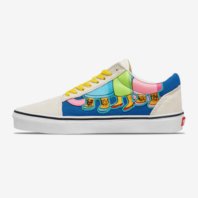 Simpsons UA Old Skool 'The Bouviers'