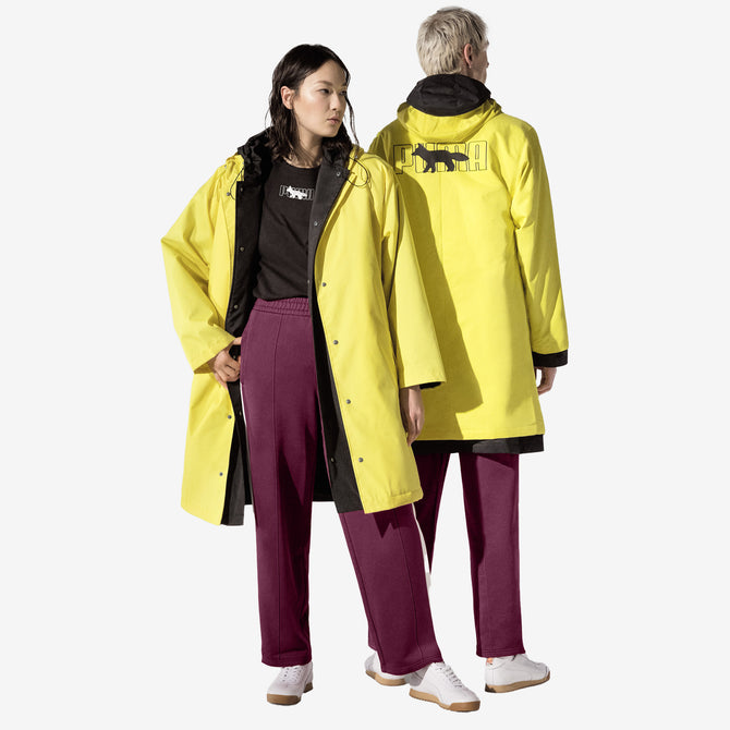 Coach Jacket x Maison Kitsuné 'Lemon Chrome'