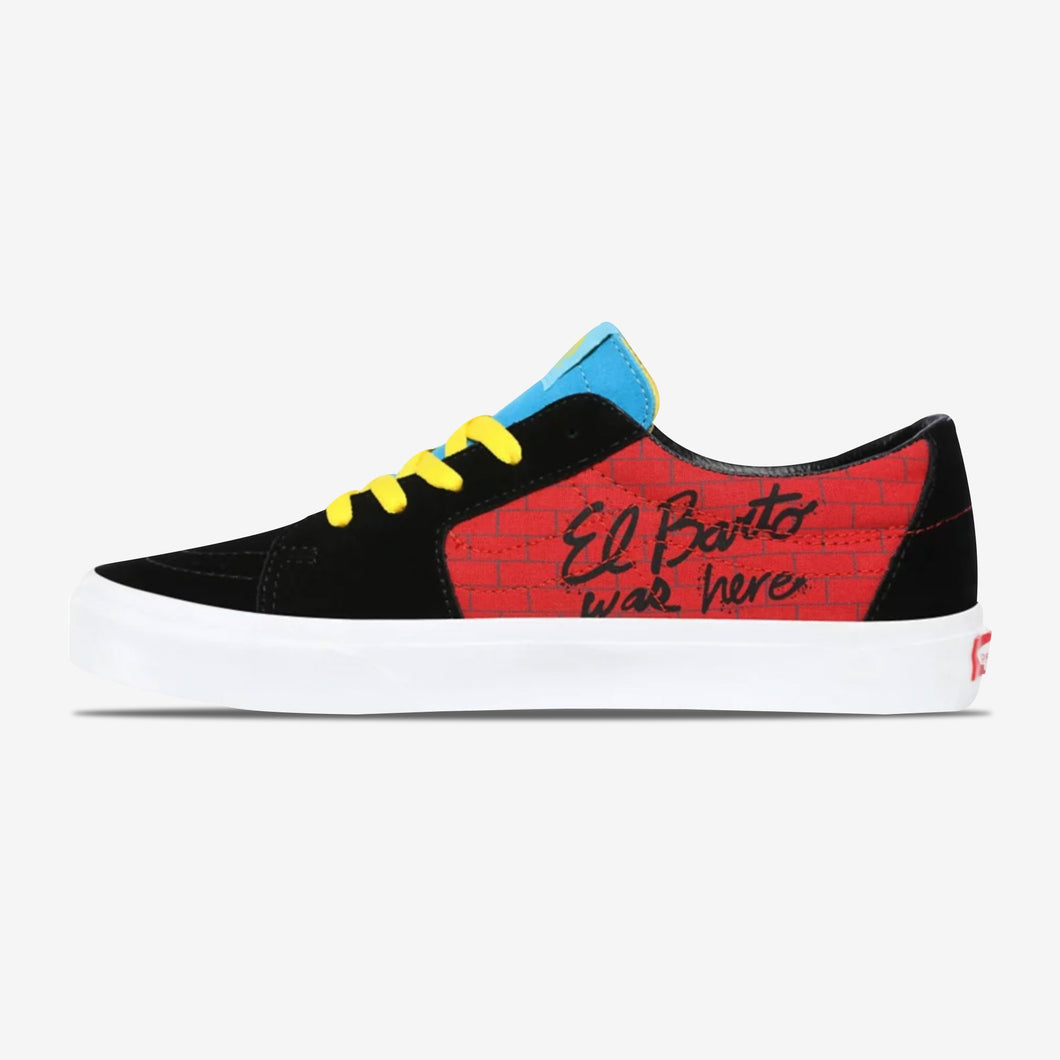 Simpsons UA SK8 Low