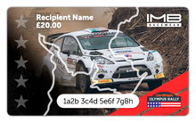 Load image into Gallery viewer, Olympus Rally Gift Card