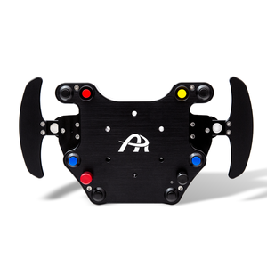 Ascher Racing B16M-USB Button Box / Steering Wheel Plate