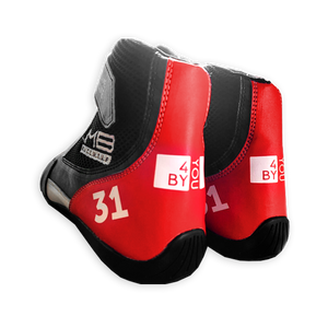 The IMB SBC-1 Sim Racing Boots