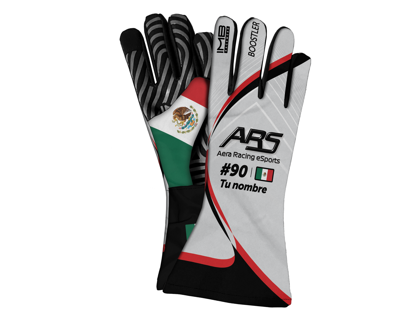 ARS Boostler LSG-1 Sim Racing Gloves