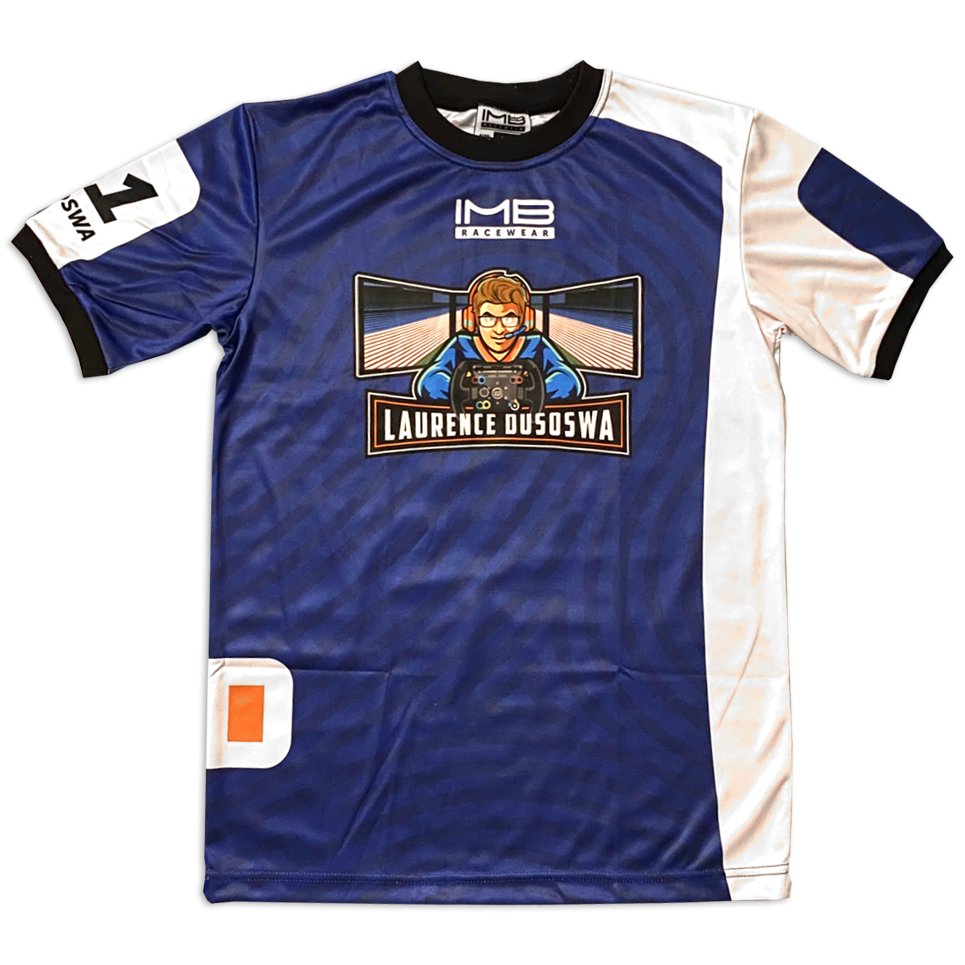 The Laurence Dusoswa Team Jersey