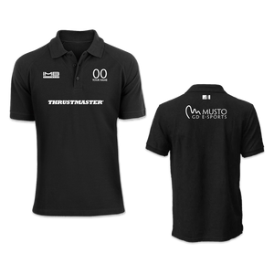 Musto GD Esports Embroidered Cotton Polo