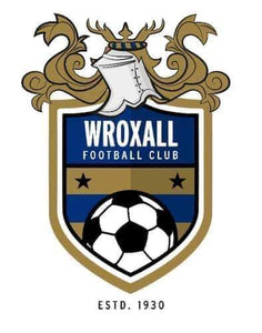 Wroxall Football Club Away Team Jersey