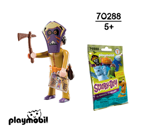 Playmobil 70288 - Indian Witch Doctor Scooby Doo! Mystery Figures (Serie 1) 👻