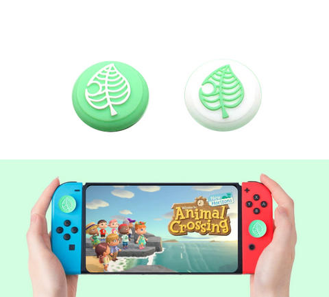 Joy Con Thumb-Stick Kappen für Nintendo Switch | Animal Crossing New Horizons 🍃