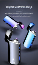 Load image into Gallery viewer, Plasma Lighter - Future Lighter (Electric rechargeable lighter)