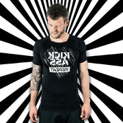 Fitness functional Shirt ♂ MIRROR-Print // KICKASS REPEAT //