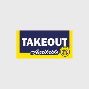 Takeout Banner