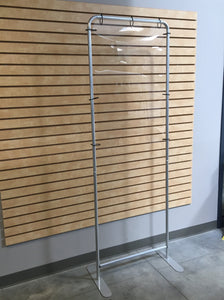 "Free Standing InteliShield - 42"" x 23.75""w"