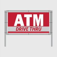 Load image into Gallery viewer, ATM Drive Thru Smart Frame