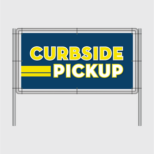 Curbside Pickup Smart Frame