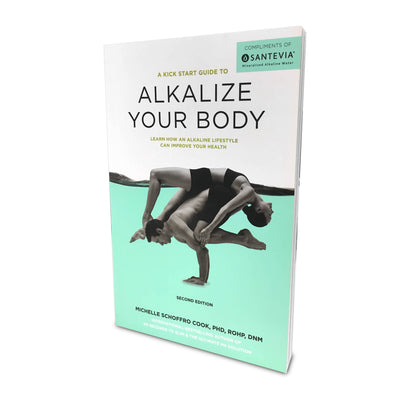 Alkalize Your Body Book