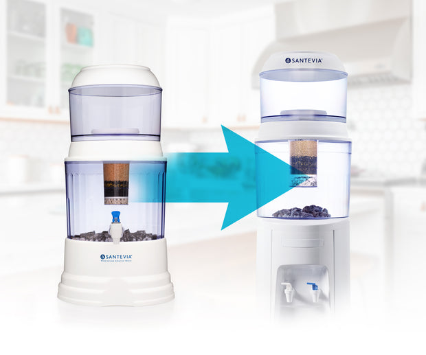 Gravity Water System Countertop to Dispenser Conversion Kit