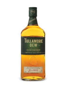 750ml Tullamore Dew Irish Whiskey