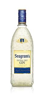 750ml Seagram's Gin
