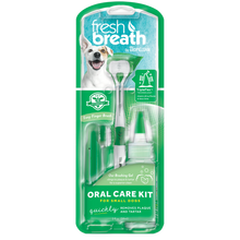 Load image into Gallery viewer, Tropiclean Fresh Breath - Oral Care Kit (S/ML)
