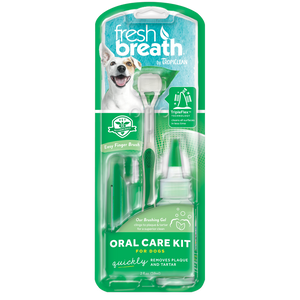 Tropiclean Fresh Breath - Oral Care Kit (S/ML)