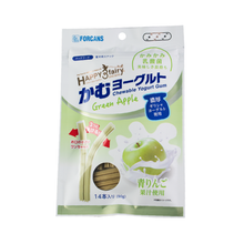 Load image into Gallery viewer, Forcans - Yogurt Gums 90g Green Apple
