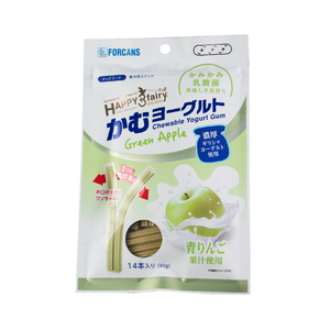 Forcans - Yogurt Gums 90g Green Apple