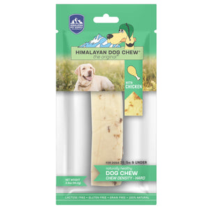 Himalayan Pet Supply - The Original® Cheese Dog Chew Green (M)