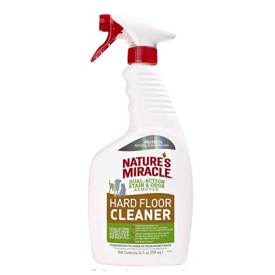 Nature's Miracle - Hard Floor Stain and Odor Remover (24oz)