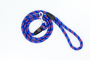 Heavy Duty Coloured Dog Rope Leash